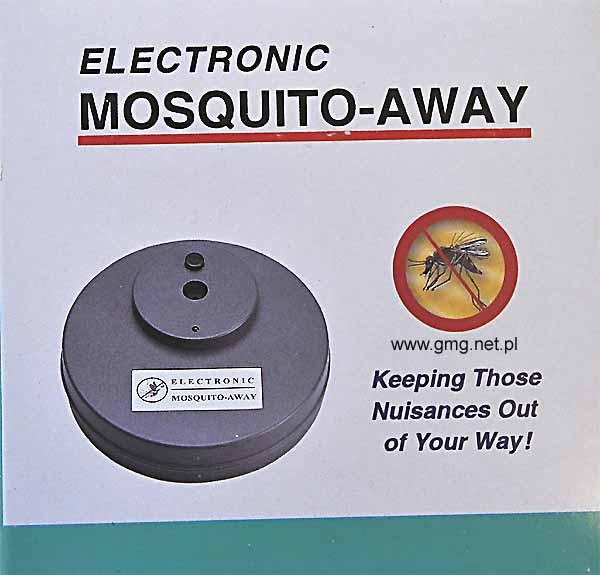 Odstraszacz komarów na komary  LS-915